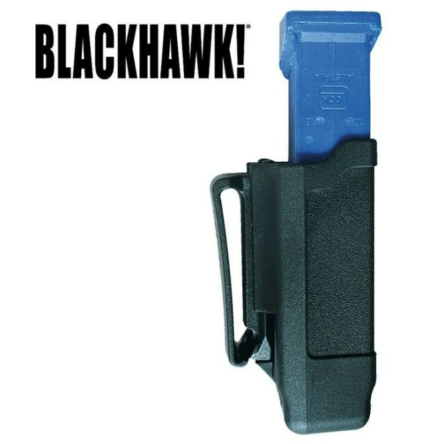 BlackHawk CQC Double Stack, Mag Carrier - Black Matte 410600PBK