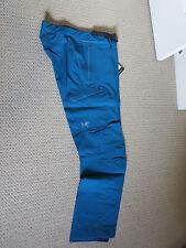 Mens New Arcteryx Gamma LT Pants Size Small Color Legion Blue
