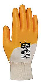 Uvex Montagehandschuhe ENB20A Schutzhandschuhe Arbeitshandschuhe