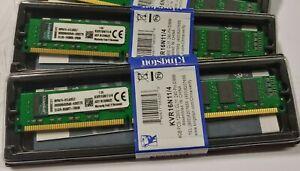 KINGSTON-8GB-NEW-Desktop-Ram-2x4GB-Memory-PC3-12800U-DDR3-1600MHz-USA-Seller