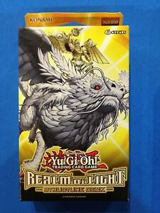 Realm of light structure deck 1st sdli sealed yu gi oh image is loading realm of light structure deck 1st sdli sealed mozeypictures Images
