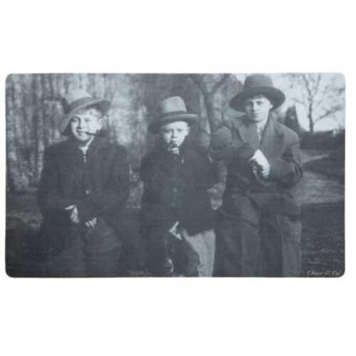 Vintage Fußmatte Kinder Hüte ca 74 x 44 cm Deko Clayre /& Eef MC105 NEU!