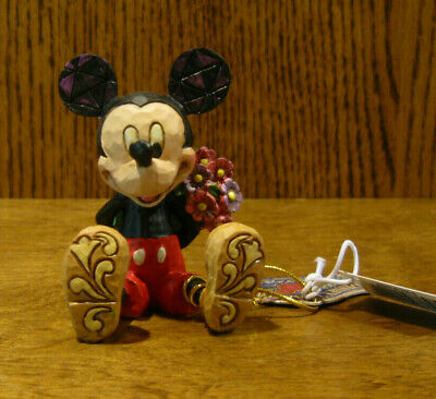 Disney Traditions by Jim Shore Mini Mickey Mouse Personality Pose Bouquet NIB