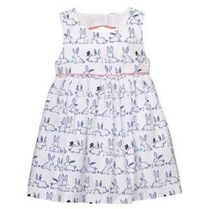 Gymboree-Baby-Girls-Easter-Bunny-Dress-6-12-Months-NWT-36-95