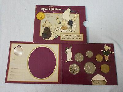 2008 baby coin set