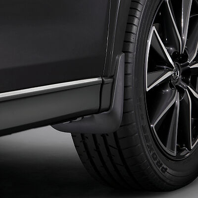 Genuine Mazda CX-5 2011on Front Mud Flaps KB8M-V3-450