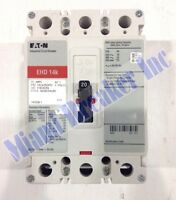 Ehd3020l Cutler Hammer 3 Pole 20 Amp 480 Volt Circuit Breaker