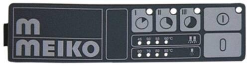 Meiko Folientastatur für Spülmaschine DV160 DV40T FA DV40T DV240B