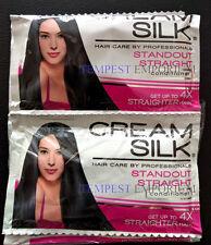 Creamsilk Standout Straight Conditioner 6 x 12ml Sachets Travel 72ml Total