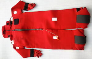 STEARNS IMMERSION SUIT US COAST GUARD SOLAS APPROVED DIVING SUITS