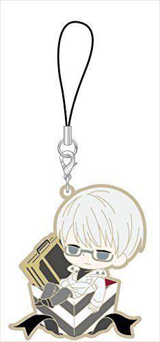 Tokyo Ghoul Arima Kishou Rubber Phone Strap Anime Manga NEW