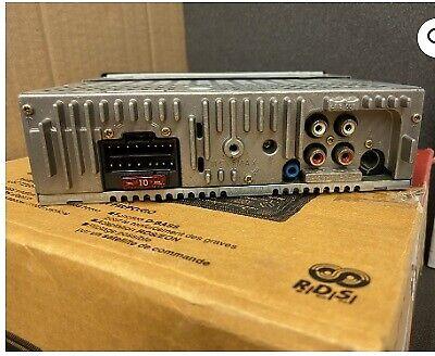 Sony CDX-4160RDS, CD/Radio