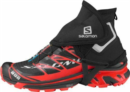 Salomon Athletic Apparel L35216900 S-Lab Trail High Gaiters- Choose SZ Color.