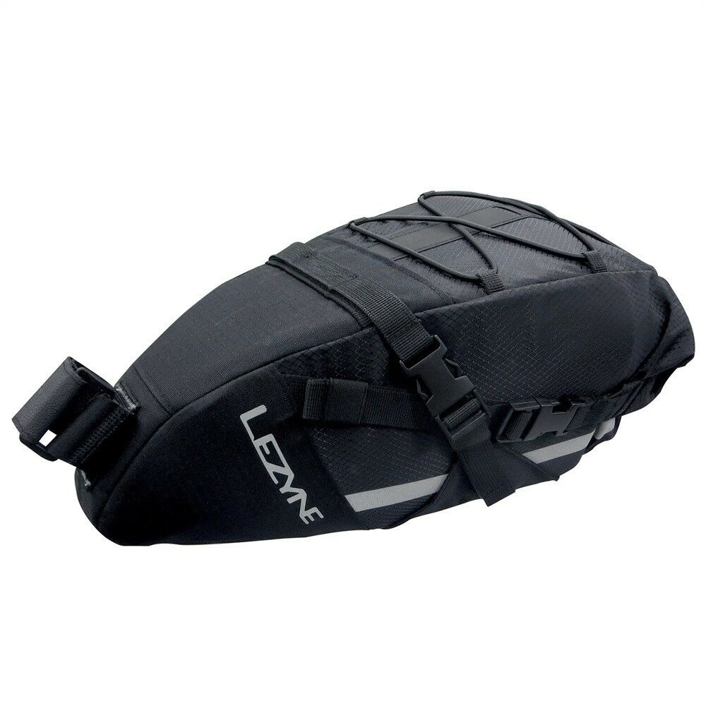 Lezyne XL Caddy, oversized, high capacity saddle bag