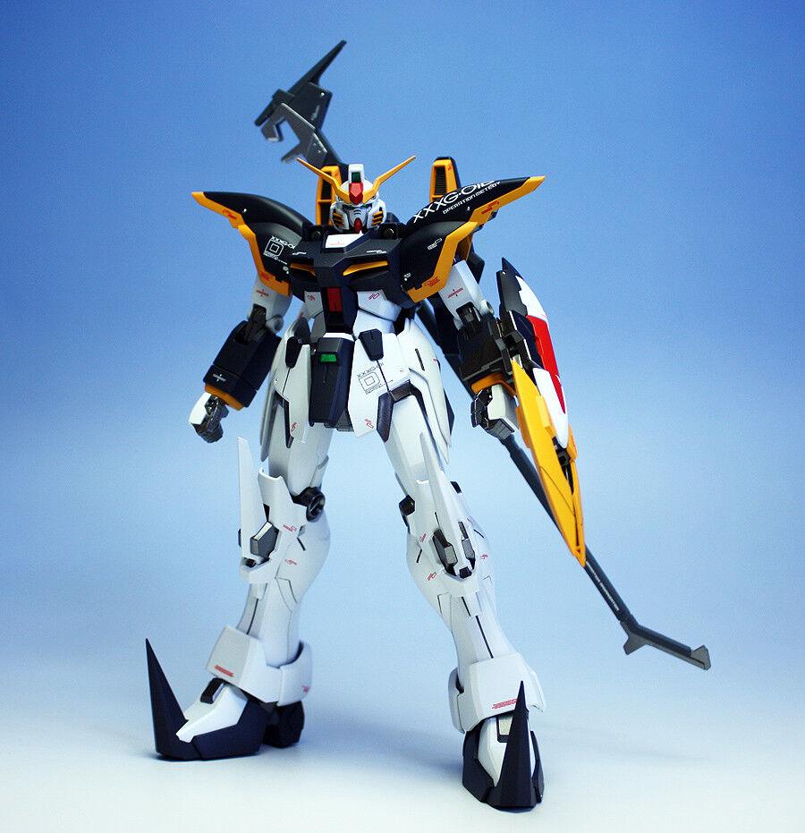 XXXG01D Gundam Deathscythe EW GUNPLA MG Master Grade Wing Endless Waltz 1100