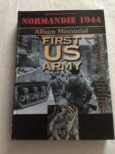 """Details about Rare French Book Editions HEIMDAL """"first US ARMY"""