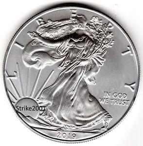 6b3d852abf Caricamento dell'immagine in corso NEW-Dollaro-USA-2019-Oncia-Argento -Liberty-Eagle-