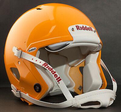 Riddell Revolution SPEED Classic Football Helmet (Color: GREEN BAY GOLD)