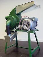 Hammermühle / Hammer mill  2.2kW / 230V Getreidemühle / Strohmühle
