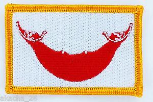 PATCH ECUSSON BRODE DRAPEAU Île de Pâques INSIGNE THERMOCOLLANT NEUF FLAG PATCHE UP8Y9pJ6-09093551-127267367