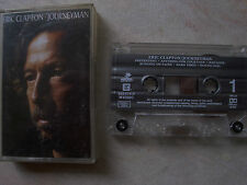 ERIC CLAPTON  - JOURNEYMAN -  album ( Cassette Tape  )