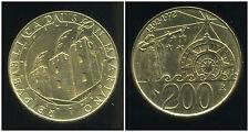 SAN MARIN   ITALY  200 lire 1992