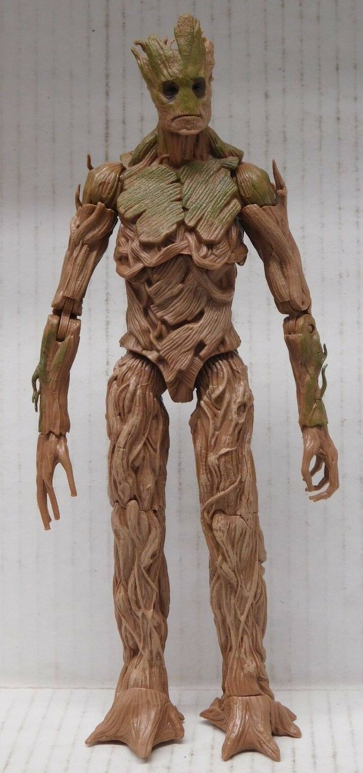 Hasbro Marvel Legends Guardians Of The Galaxy GROOT (BAF) - 2014 azione cifra