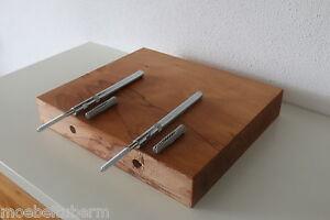 Wandboard Buche Massiv Holz Board Regal Steckboard Regalbrett NEU ...