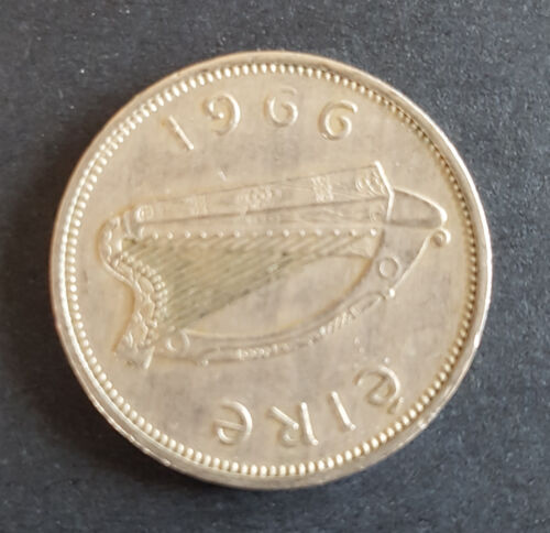 Old Irish Ireland Shilling Coin Available Dates 1951-1968
