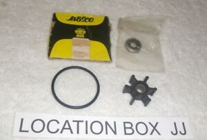 Gasket and Seal 1414-0003 Jabsco Impeller Kit   90158-0003   with  Impeller