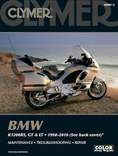 BMW K1200RS K1200GT K1200LT K1200 1998-2010 Clymer Handbuch M501-3 Neu