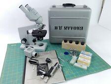 Lomo Biolam D 1500 Microscope Withbox Amp Extras Ussr Russia Partsrepair