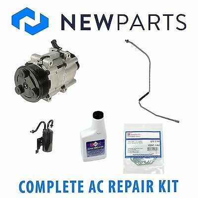 Dodge Ram 2500 5.9 6.7 Complete AC A/C Repair Kit With NEW Compressor & Clutch
