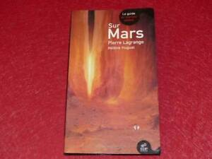 Bibl-H-amp-P-J-Oswald-PIERRE-LAGRANGE-En-Mars-Guia-de-La-Turista-2003