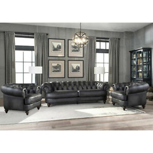 Sofa Chairs 3 Piece Living Room Set