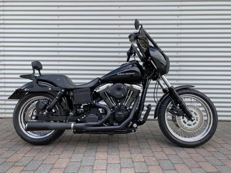 Harley-Davidson, FXDL Dyna Low Rider, ccm 1340