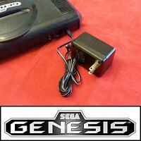 Power Cord - Ac Adapter For The Sega Genesis System Model Mk-1601 In Box