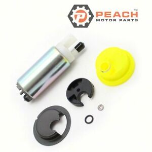 Electrical Systems 6E5-24410-03-00 Peach Motor Parts PM-6E5-24410-03-00 Fuel Pump; Fits Yamaha® Parts & Accessories