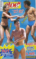 CIOE' 31 2002 Alizée Brad Michael Pitt Alexia Daniele Silvestri Karim Moony Nek