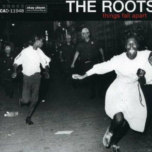 1 of 1 - The Roots, Roots - Things Fall Apart [New CD] Explicit