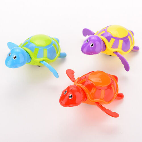 High Quality Baby Toys Turtle Bath Toys Swimming Animal Water Toys for kids YJ