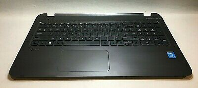 """TESTED HP PAVILION X360 CONVERTIBLE 15.6/"""" 15-CR0095NR PALMREST TOUCHPAD KEYBOARD"""