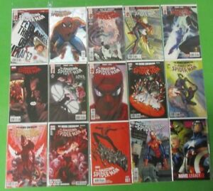 Amazing-Spider-Man-789-791-794-801-Variants-Run-Lot-14-Complete-1st-Red-Goblin