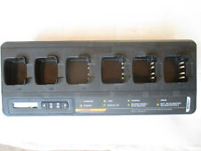 Motorola Pmpn4283a Impres 2 Multi Six Unit Charger With Display