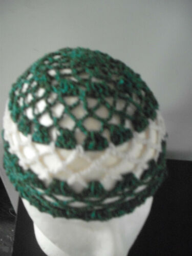 Openwork CAPS Beanie Handmade CROCHET NEW! Sewing THREADS