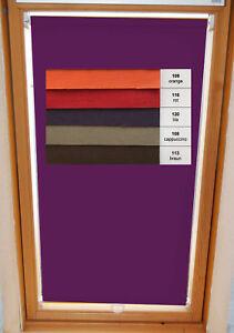 dachfenster rollo sichtschutz haltekralle f r veluxfenster ggu ghu gtu gpu rot ebay. Black Bedroom Furniture Sets. Home Design Ideas