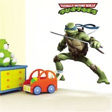 Item 2 Teenage Mutant Ninja Turtles Vinyl Wall Stickers Decals Boys Kids Bedroom UK