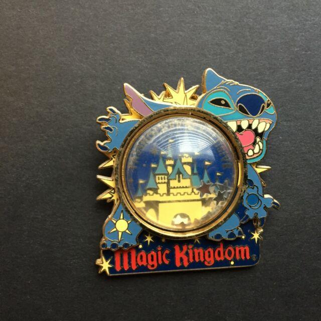 WDW - Passholder Exclusive Magic Kingdom 2005 Stitch - LE 7500 Disney Pin 36705
