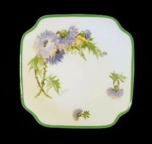 Beautiful-Royal-Doulton-Glamis-Thistle-Cake-Plate