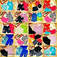 Girls Gymboree Gap 4 4t Summer Clothes Lot 25pcs Sets Outfits Shorts Tops